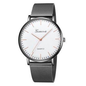 ❤️NEW❤️ Luxury Quartz Stainless Steel Watch